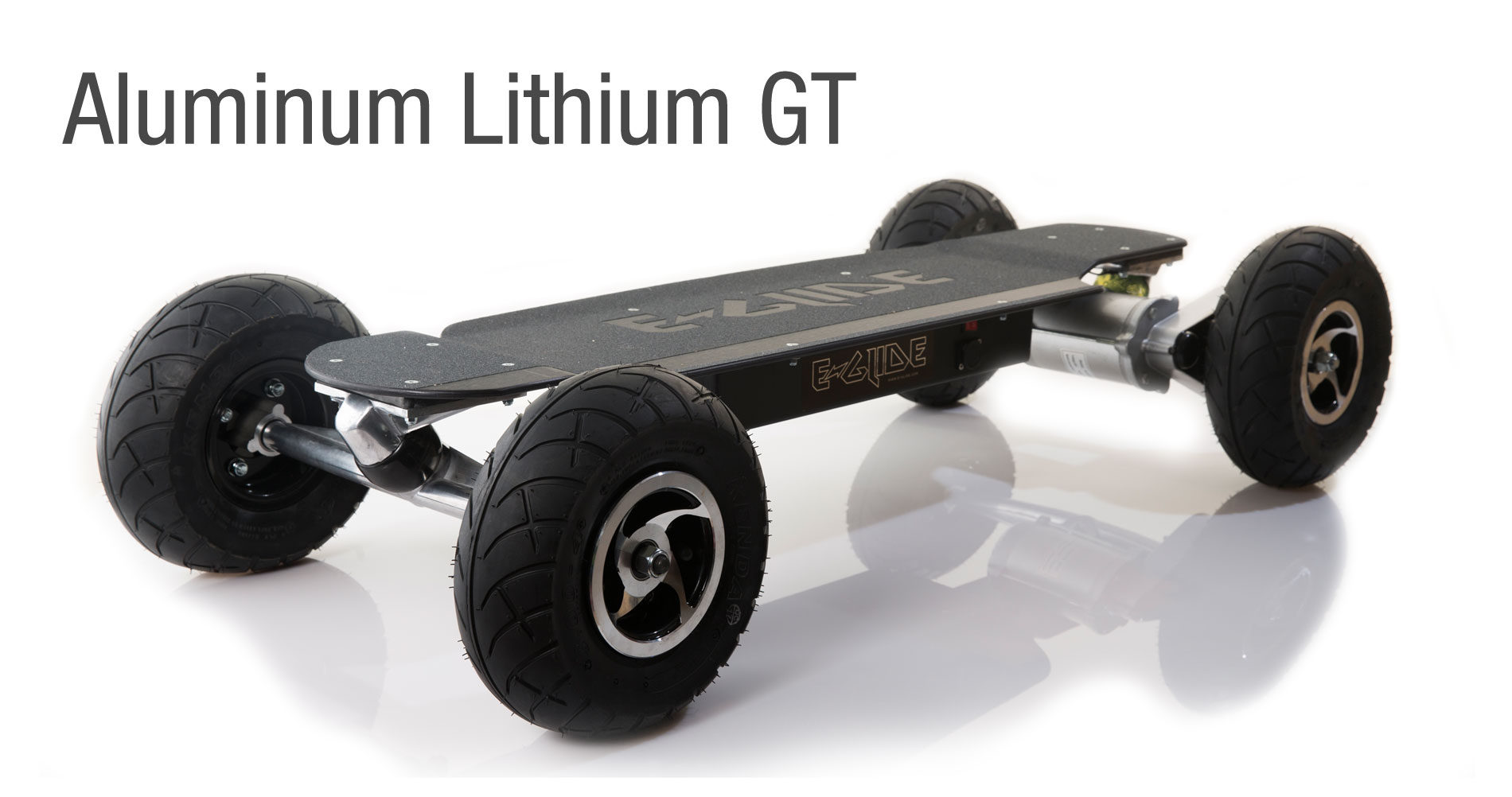 E Glide The Best Off Road Electric Skateboard Made
