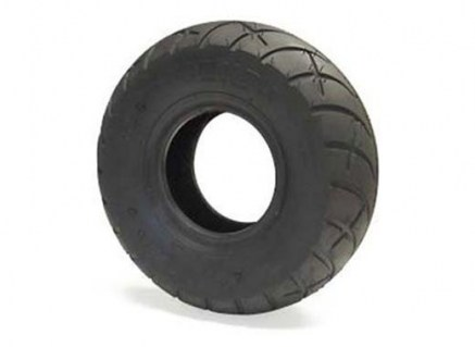 Kenda High Performance street slicks for the Dewey Weber A/T. These are the highest quality tires available for your A/T. They provide the smoothest and  best handling ride available from any tire we have tested. These tires are suitable for all hard sur
